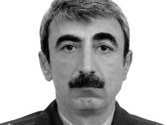 Урудж Уруджев. Фото с сайта МВД Дагестана