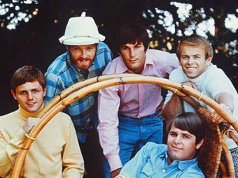 The Beach Boys, фото с сайта группы