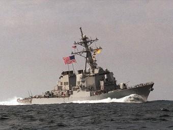 """Есминец DDG-67 """"Коул"""" тип """"Арли Берк"""" (Фото от сайта fas.org)"""