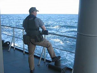 Сотрудник ESC Global Security. Фото с сайта escgs.com