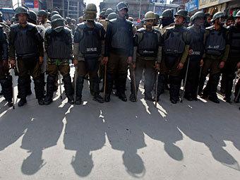 Индийская полиция. Фото Reuters