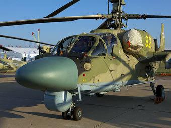 Ка-52 (Фото Александър Качкаев)