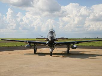 EMB-314 Super Tucano. Фото с сайта embraer.com