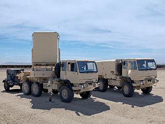 AN/TPQ-53 Firefinder (Фото на Lockheed Martin)