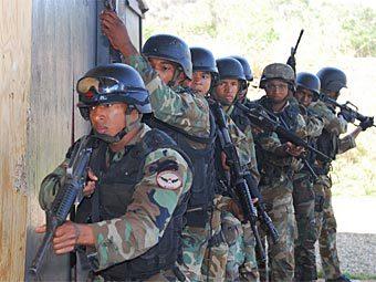 Учение Fused Response 2011. Фото с сайта southcom.mil