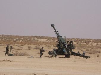 FH-77B сухопутных войск Индии. Фото с сайта militaryphotos.net