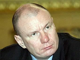 Владимир Потанин. Фото с сайта interros.ru