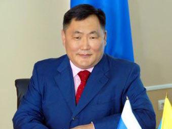 Шолбан Кара-оол. Фото с сайта gov.tuva.ru