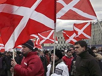 """Митинг движения """"Наши"""". Фото©AFP, архив"""