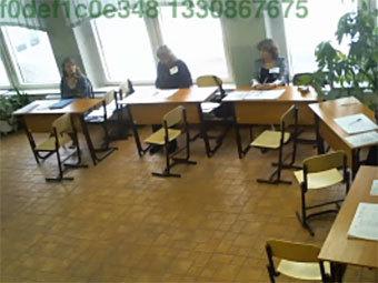 Избирательный участок №3183. Скриншот с сайта webvybory2012.ru