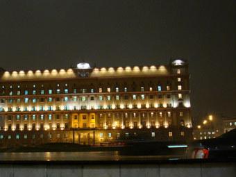 Лубянская площадь. Фото Olga Perkalska с сайта panoramio.com
