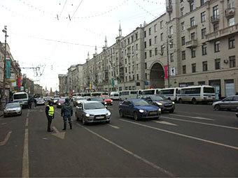 Тверская улица. Фото @dternovskiy