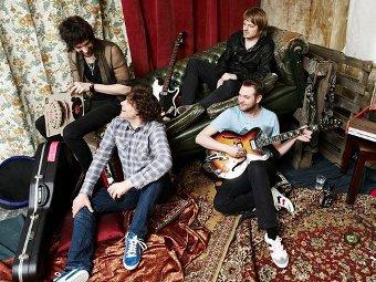 Kasabian, фото с сайта группы