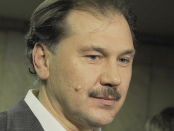Александр Красненков. Фото с официального сайта РФБ