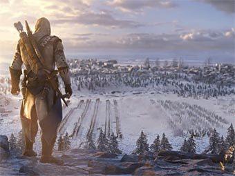 Главным героем Assassin's Creed 3 станет индеец-полукровка