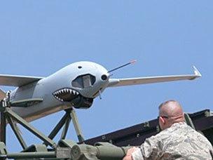 Aerosonde Mk 4.7 (Фото от сайта aerosonde.com)
