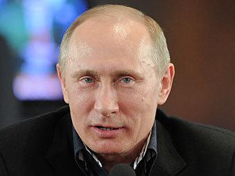 Владимир Путин. Фото РИА Новости, Алексей Дружинин