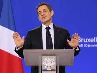 Николя Саркози. Фото ©AP
