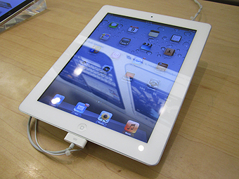 "Планшет iPad 2, фото ""Ленты.ру"""