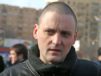 """Сергей Удальцов. Фото """"Ленты.ру"""""""