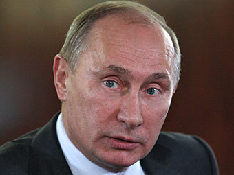 Владимир Путин. Фото РИА Новости, Сергей Мамонтов