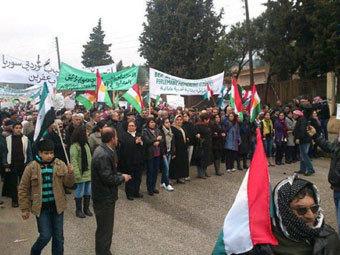 Сирийские оппозиционеры. Фото ©AFP