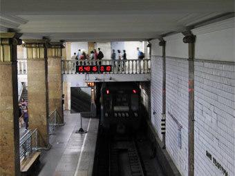"""Станция метро """"Парк Культуры"""" - радиальная. Фото пользователя Vokabre с сайта flickr.com"""