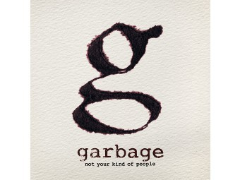 Garbage представили обложку и треклист нового альбома