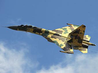 Су-35. Фото РИА Новости, Антон Денисов
