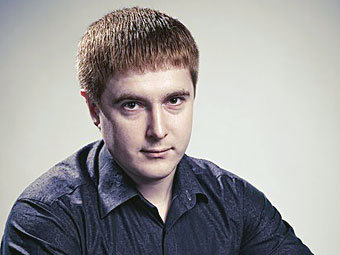 Дмитрий Жертовский. Фото с личной страницы на Facebook