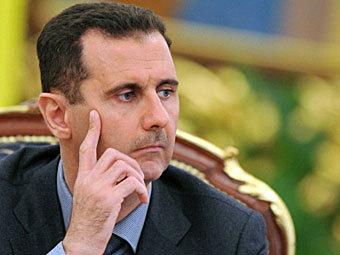 Башар Асад. Фото ©AFP, архив