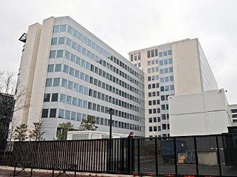 Здание Центрального управления внутренней разведки. Фото ©AFP