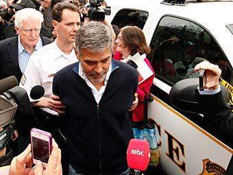 Джордж Клуни. Фото Reuters