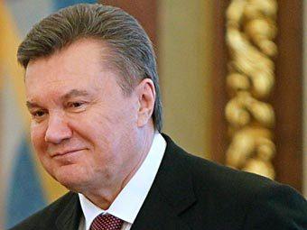 Виктор Янукович. Фото Reuters