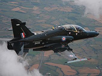 Hawk T2. Фото с сайта airliners.net