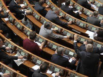Заседание Верховной Рады. Фото РИА Новости, Григорий Василенко