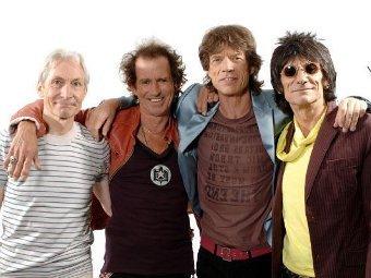 The Rolling Stones. Фото с сайта группы