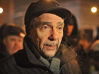 """Лев Пономарев. Фото """"Ленты.ру"""""""