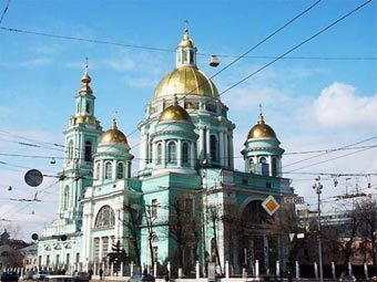 Богоявленский кафедральный собор. Фото с сайта kreshenie.paskha.ru