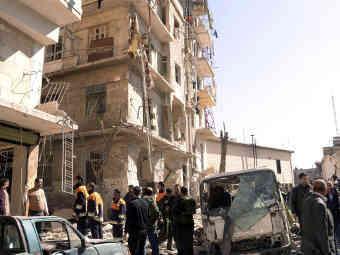 Дамаск. Фото Reuters