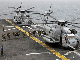 CH-53 Sea Stallion. Фото с сайта defense.gov
