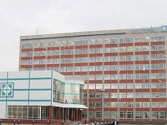 """Завод """"Химпром"""" в Балезино. Фото с сайта udm.ru"""