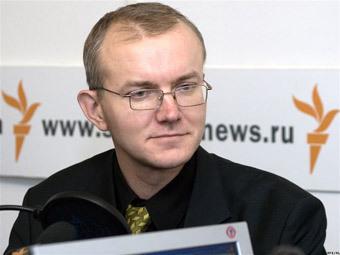 Олег Шеин. Фото RFE/RL