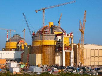 "АЭС ""Куданкулам"". Фото с сайта iaea.org"
