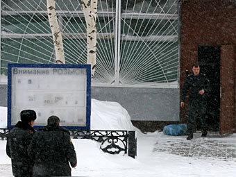 """Отдел полиции """"Дальний"""". Фото РИА Новости, Максим Богодвид"""