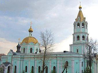 Храм Святого Николая на Трех Горах. Фото с сайта ovco.org