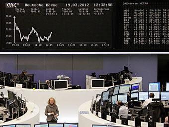 Deutsche Boerse. Фото Reuters