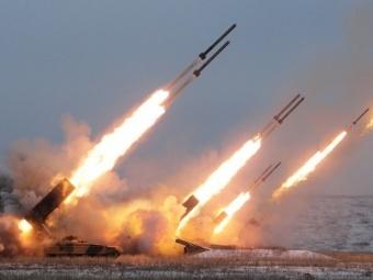 ТОС-1А. Фото с сайта arms-expo.ru