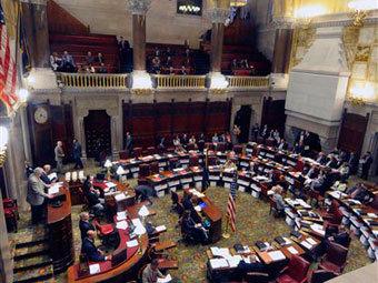 Сенат США. Фото ©AP