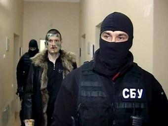 Адам Осмаев. Кадр Первого канала